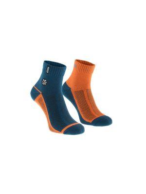 ION Paze zokni kék narancs