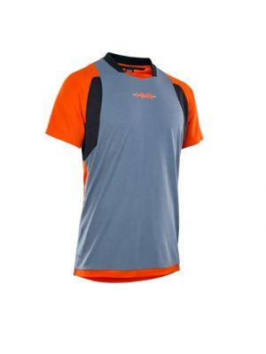 ION Scrub AMP póló kék/narancs