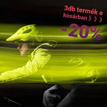 3db TERMÉK >>> -20%