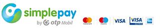 OTP SimplePay fizetési logó