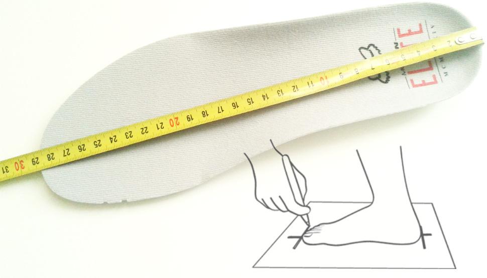 Cipő méret     táblázat